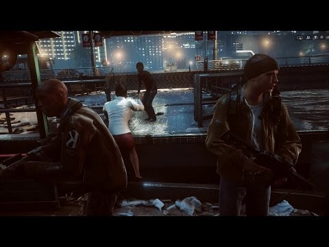 Battlefield 4 (PS4) - Mission 2: Shanghai Walkthrough [1080p HD]