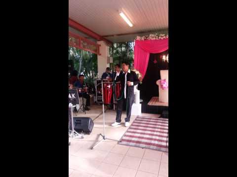 Ahmad Jais Singapura Sebagai Penyanyi Undangan