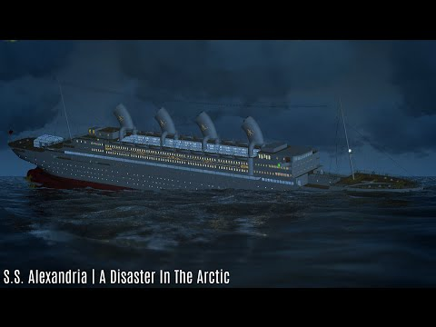 S.S. Alexandria | A Disaster In The Arctic