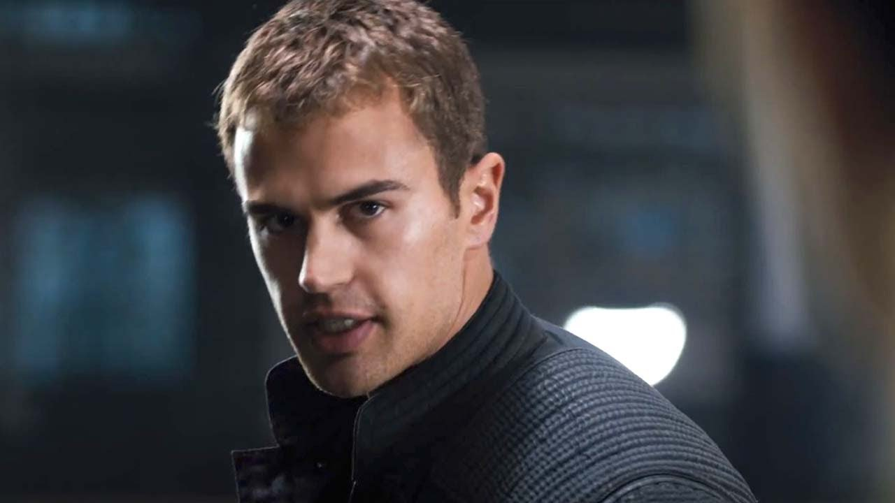 Strong Wallpapers Quotes Divergent Quot Theo James Quot Character Trailer Youtube