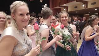 Maturitní ples 4.A a 4.C SZŠ Klatovy - klip
