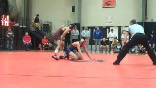 Njcaa west central district 125 championship