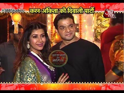Karan Patel's ROCKING Diwali Party!