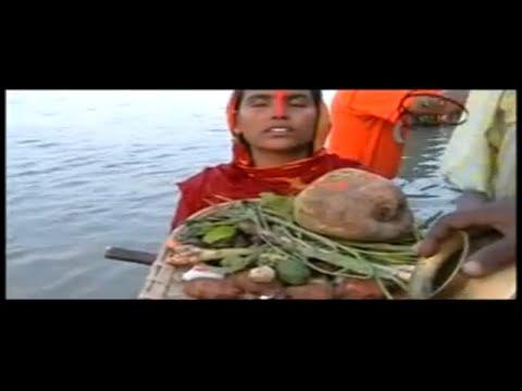 nisha-raj-का-सबसे-हिट-chhath-गाना-!-बहँगी-माथे-पर-उठाई-!-2017-new-traditional-bhojpuri-top-video-hd