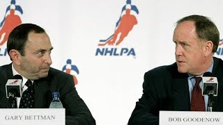 NHL Defeats NHLPA in 2004-05 Lockout