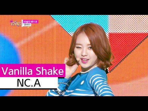 [HOT] NC.A - Vanilla Shake, 앤씨아 - 바닐라 쉐이크, Show Music core 20150822