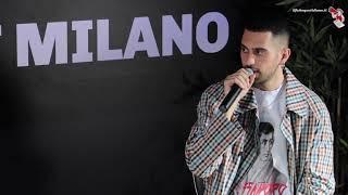 Sala intervista Mahmood. Ecco la risposta del cantante sulla politica a lui più vicina
