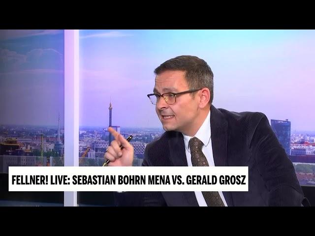 Die Heuchelei von Sebastian Kurz: Blümel darf bleiben, Kickl musste gehen - Grosz in Fellner Live