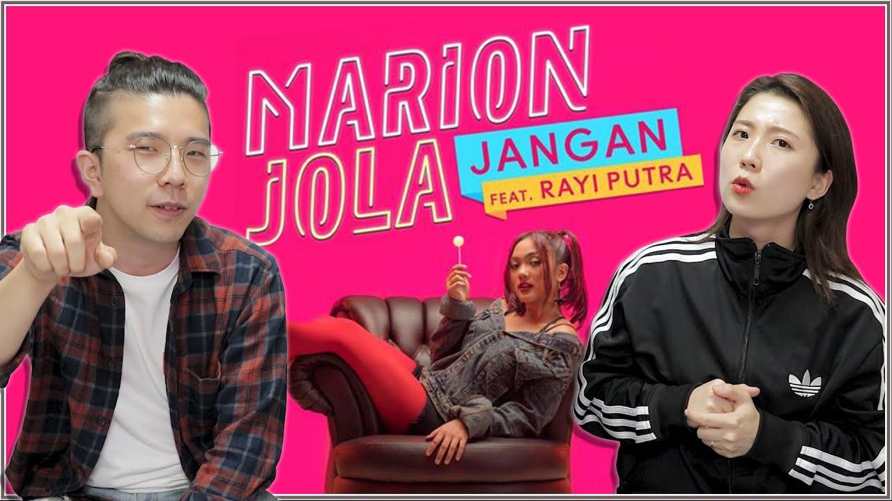 "[REVIEW] ""Marion Jola - Jangan ft. Rayi Putra""? (SUB : IDN, KOR)"