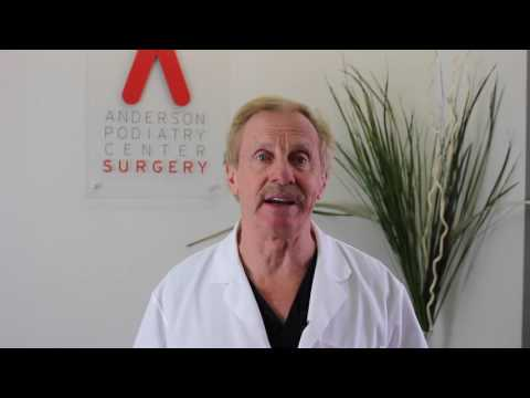 How We Treat Fungal Nails at Anderson Podiatry Center