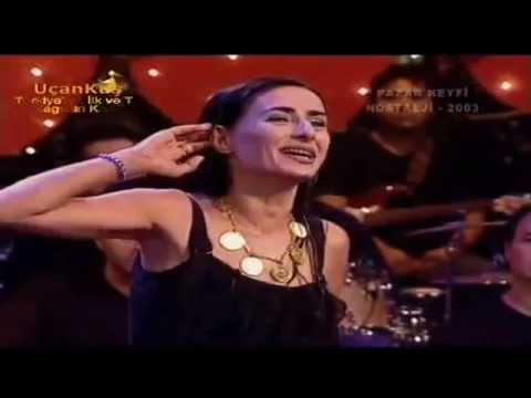 YILDIZ TİLBE Canlı Yayında Düştü (Türkiye'nin Yıldızı Programı /2003)