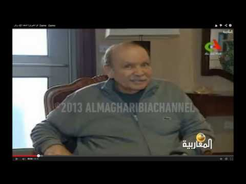 bouteflika algerie mandat 4 ou 5 lwahma.