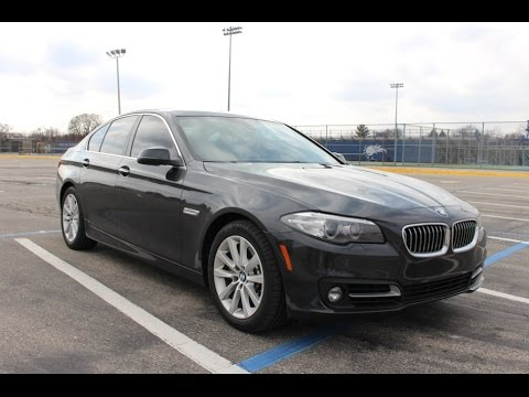 2016 Bmw 535i Xdrive Review Youtube