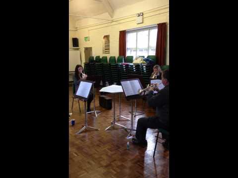 Bethany School Bohemian Rhapsody Trumpet Quartet