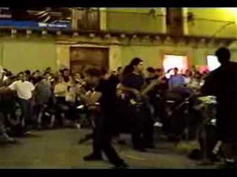 ARGE - CRIPTICO  en el festival Cervantino