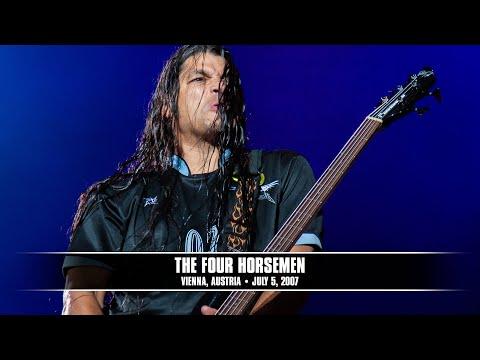 Metallica: The Four Horsemen (MetOnTour - Vienna, Austria - 2007) Thumbnail image