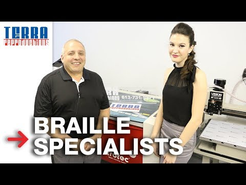 Braille Sign Company | Braille Signage | Laser Cut ADA