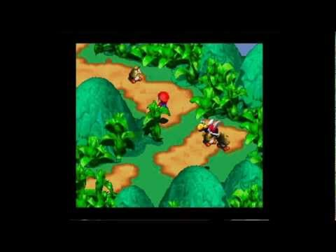 Let's Play Super Mario RPG: Legend of the Seven Stars - Part 1 (Bowser's Keep and Mario's Pad)