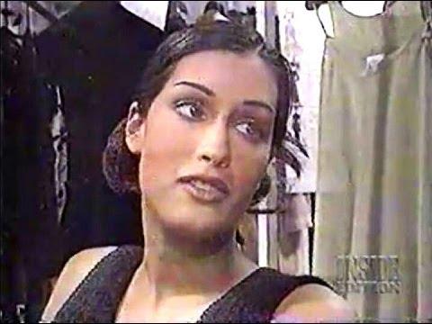 Yasmeen Ghauri - Model Interview 1997 (Main Floor)