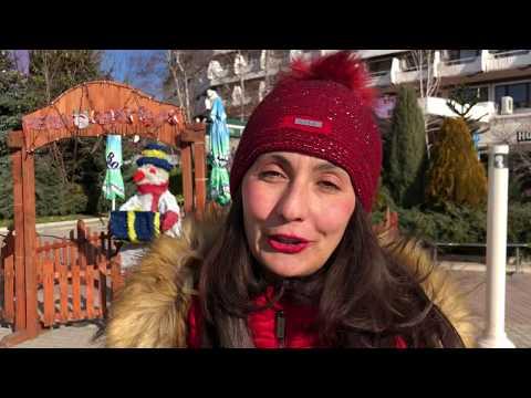 Bulgarian Christmas Market with Tsetsi. На Коледен Базар в България с Цеци