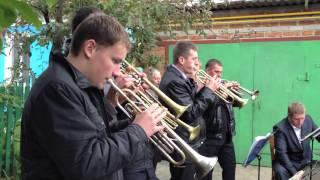 Духовий оркестр с. Вівсяники