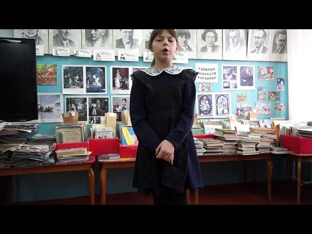 Изображение предпросмотра прочтения – КаринаВоинкова читает произведение «Декабрь и январь» М.И.Цветаевой