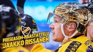 Preseason-haastattelu: Jaakko Rissanen #28