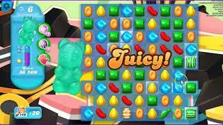 Candy Crush Soda Saga Level , 978