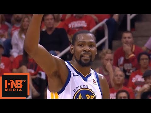 Golden State Warriors vs Houston Rockets 1st Qtr Highlights / Game 5 / 2018 NBA Playoffs