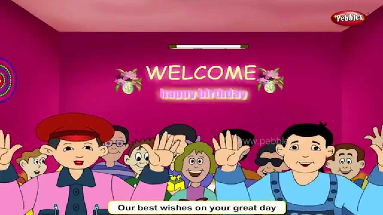 Birthday songs for kids hd its my birthday most popular birthday rhymes hd youtube - Children s day images download ...