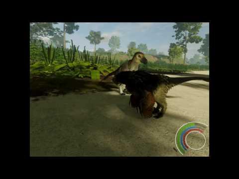 Saurian - Posessed Acheroraptor