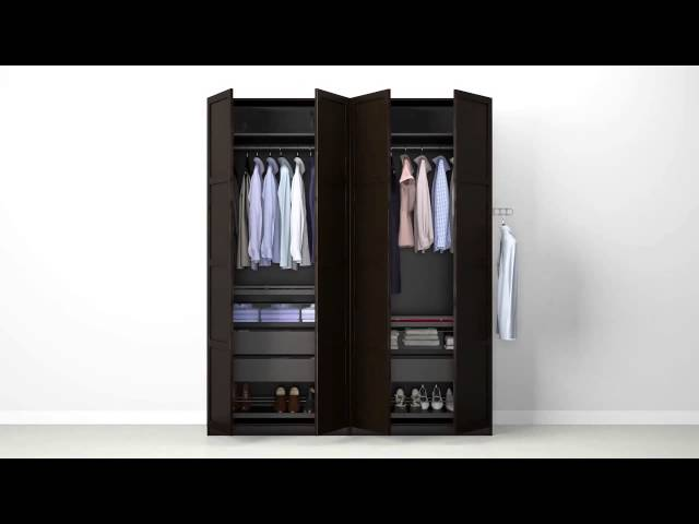 Stalen Kast Ikea : Zwarte kast ikea
