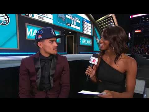 Trae Young | Number 5 Overall Pick 2018 NBA Draft