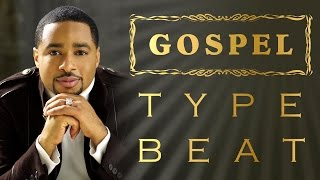 🌑➤ GOSPEL BALLAD Instrumental (With Bridge) ❞ GRACE ❞ Smokie Norful Type Beat by M.Fasol