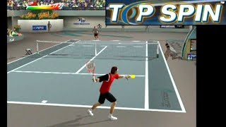 Top Spin ... (PS2)