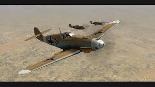 IL-2 Sturmovik:1946 Luftwaffe El Alamein Campaign+GunCam Footage