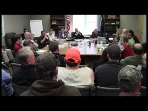 Mineral County Commissioners Meeting Apr 11 2014