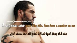 Vietsub + Kara - Tell Him - Shayne Ward - Lyrics video hd720p