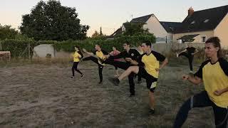Envie de Wushu WKT1
