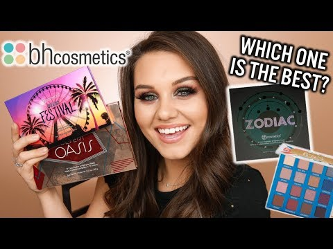 WHICH PALETTE IS BEST FOR YOU? | BH COSMETICS