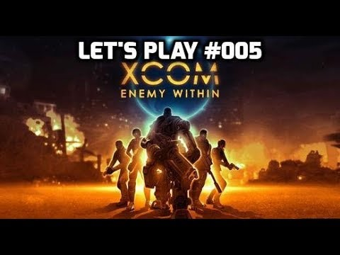 Let's Play XCOM #005 (Survivor)