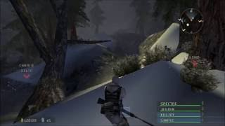 Socom Combined Assault Mission 1 - WinterBlade - HD Gameplay - PCSX2