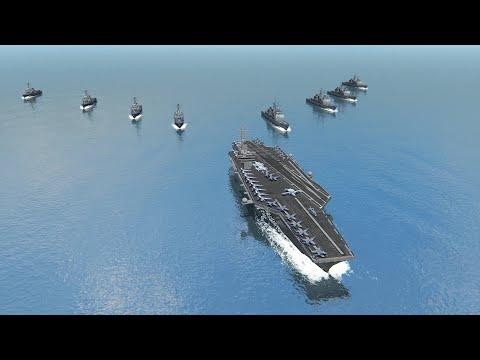 U.S., China Conducting Multiple Military Exercises Near Taiwan