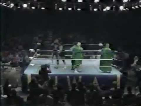 WW 3/11/89 Steiner & Gilbert vs Cruel Connection