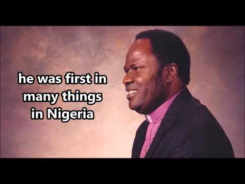 The Arch Bishop Benson Idahosa - His Life Story (You Must Watch)