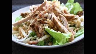 Лесной салат рецепт