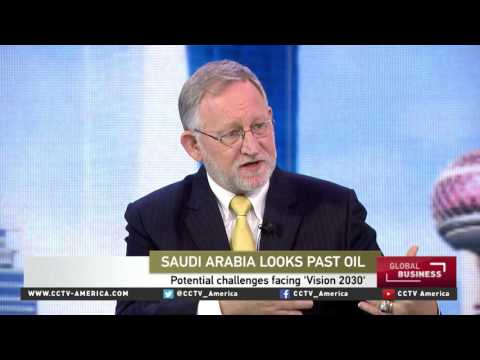 Amb. James Smith on the Saudi government's economic plan