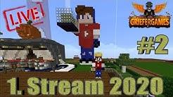 """Minecraft """""""" GrieferGames """""""" ! 1. Stream 2020! #2 """"""""(griefergames)(minecraft)(money)(2020)(cb4)"""