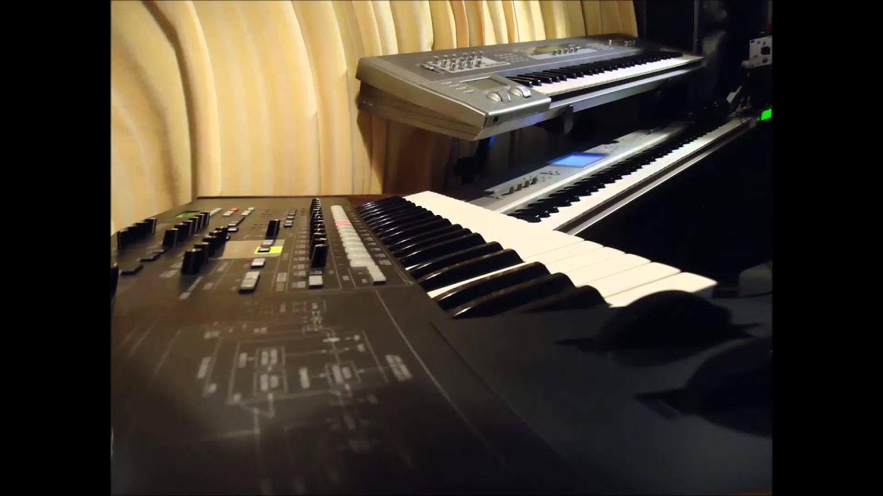 yamaha motif rack xs slap bass sound demo by trinity sound only youtube. Black Bedroom Furniture Sets. Home Design Ideas