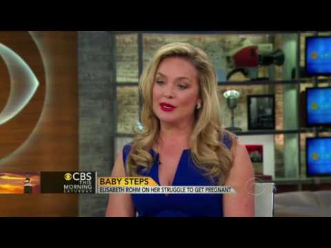 Elisabeth Rohm Discusses Her Struggle with Infertility